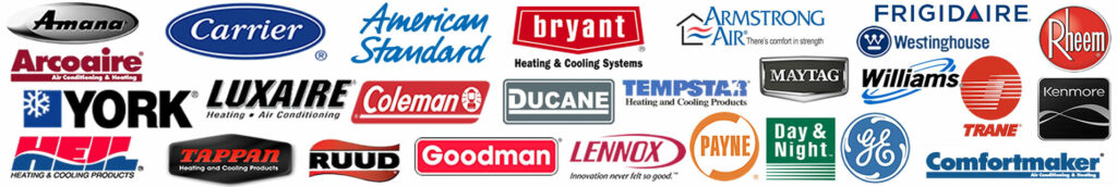 air conditioner brands we repair